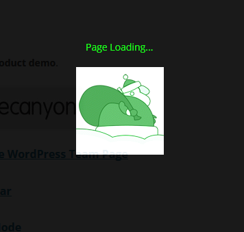How To Add Animated Page Loading Effect In WordPress Blog